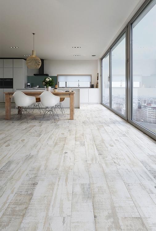 Selvas Series Wood Plank Porcelain Tile