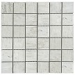 Vermont Gris Mosaic 2x2 on 12x12 sheet